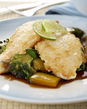 Sweet and Sour Trevally