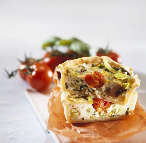 Spinach Tartlets