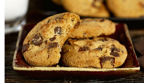 Choc Orange Cookies